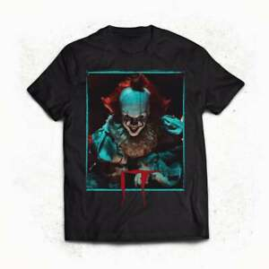 IT Pennywise Shirt Stephen King Horror