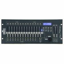 More details for chauvet dj obey 70 dmx 384 channel light controller obey70 2yr warranty + midi
