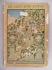 Ladies' Home Journal - July, 1912 ~~ Maxfield Parrish cover