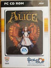 American McGee's ALICE Pc DVD Rom