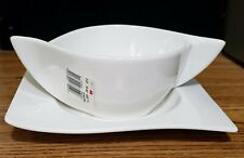 Villeroy & Boch NEW WAVE Cream Soup Cup and Saucer BRAND NEW