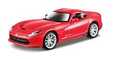 DODGE VIPER SRT Viper GTS Rojo Escala 1 :3 2 de Bburago
