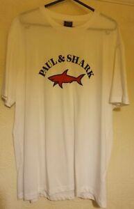 Paul and shark t shirt
