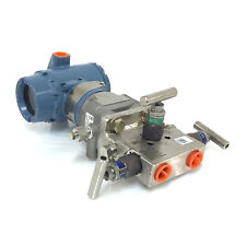Pressure Transmitter 3051CD2A22A1BM5S6Q4 Rosemount 0304RT32B13 C30403-1220-0000