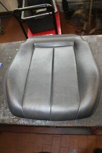 Mercedes SLK R 170, Sitzfläche Beifahrer Mopf Leder anthrazit mit Sitzheizung