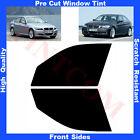 Film Solaire Vitres Teintées BMW E90 4P 2005-2012 Vitres Avant 5%-70%