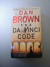 The Da Vinci Code by Dan Brown Paperback Uk Edition