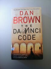 The Da Vinci Code by Dan Brown Paperback Book Uk Edition