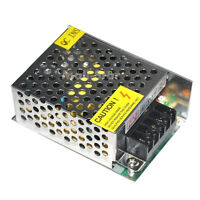 DC 24V 1A Universal Regulated Switching Power Supply For LED Strip AC 110-240V