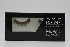Make Up For Ever Nude Eyelashes & Eyelashes Glue - 158 Monica (SEE DETAILS)