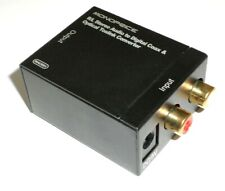 MP Analog to Digital Coaxial and Digital Optical Audio Converter MACD01 8127