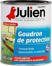 GOUDRON DE PROTECTION 750 ML JULIEN ANTI HUMIDITE POUR BOIS ANTI ROUILLE METAUX