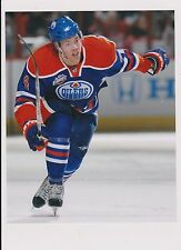 """Taylor Hall Edmonton Oilers NHL All Star Game Rookie Face Off 8"""" x 10"""" Photo"""