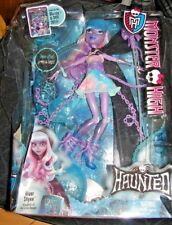 MONSTER HIGH HAUNTED RIVER STYXX DAUGHTER OF THE GRIM REAPER NEW IN DAMAGED PKG