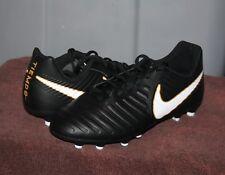 Nike Jr Tiempo Rio Iv Fg Sz 1.5 Youth Soccer Cleats