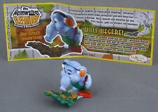 Überraschungsei personaggio variante pezzo unico Willi wegfrei dc106 fai da te elefanti