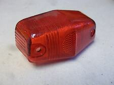TRIUMPH BSA NORTON AMC LUCAS TYPE 525 REAR TAIL LAMP LENS 573919 L525L/P