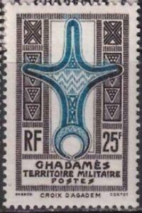 Libya Ghadames #3N8 MNH CV$12.50