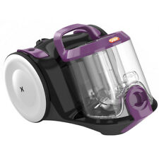 NEW Vax C85-FD-Be Flair Cylinder Bagless Vacuum Cleaner Black & Plum