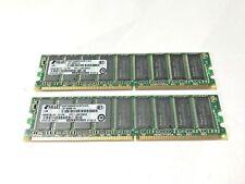 Cisco ASA5520-MEM-2GB 2Gb Memory (2x1Gb) for Cisco ASA 5520 ASA 5540 Original