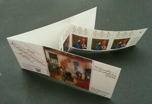 [SJ] Germany Christmas 1994 Festival Celebration Religious (booklet) MNH