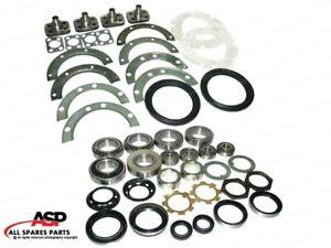 Suzuki Samurai SJ410 SJ 413 Front & Rear Axle Wheel Bearing Rebuild Kit