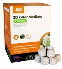 AC  3D  Filter Media  Aquarium Filtration . 1 Liters Box . Amonia remover