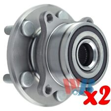 Pack of 2 Front Wheel Hub Bearing Assembly replace 513267 HA590228 BR930720