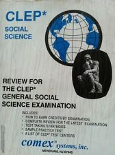 Review for the CLEP General Social Science Examination by Ann Garvin and...