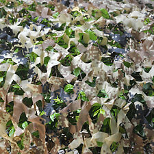 """1mx 2m Military Camo Net Netting Hunting Blinds Treestands Tree Stand 39*78"""""""