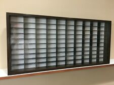 Display case cabinet for 1/64 diecast scale cars (hot wheels, matchbox) 100N3C