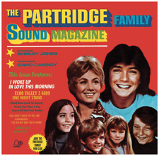 The Partridge Family Sound Magazine (CD) • NEW • David Cassidy, Shirley Jones