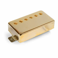 Golden Age Humbucker, Gold cover, neck