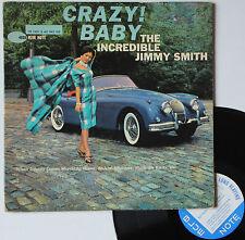 "Vinyle 33T Jimmy Smith  ""Crazy baby !"""