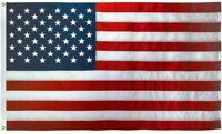 American Flag United States 50 Star Flag 3x5 ft Lightweight Print Polyester