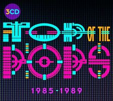 TOP OF THE POPS 1985 - 1989 3 CD SET