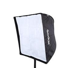 Godox Portable 60 * 60cm Umbrella Softbox Reflector for Flash Speedlite Light