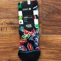 Rasta Stance Tropical Time Kids Socks