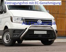 Frontbügel Bullenfänger Frontschutzbügel Rammschutz VW Crafter 2017- Zulassung