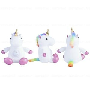 Star Night Light Buddies Lamp Projector Soft Toy Kids 3y+ Home Unicorn Bear AU