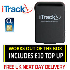 Genuine GPS Magnetic Tracker TK102 + HARD WIRE KIT + £10 credit