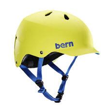 Bern Watts EPS Thin Shell Helmet - Yellow - 60.5-63.5cm - Old Stock