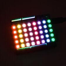 Keyestudio Sk6812 Led Rgb Dot Matrix Display Shield Diy For Arduino