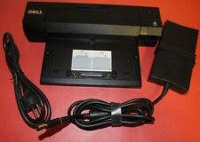 Dockingstation Dell K09A mit 2 x USB 3.0 + 130 Watt, für E5470, E5500, E5550,
