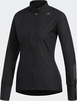 Adidas Women's Running Jacket Response Wind Jacket 3M - CY5719 Sizes S, M, L, XL