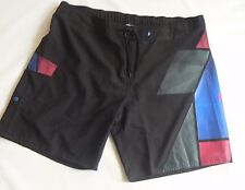 Adidas Performance Logo Board Shorts in Black Men's UK Size 2XL NEW TAGS