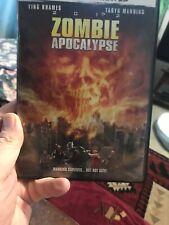 2012 Zombie Apocalypse (DVD, 2011)