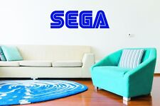 Sega Wall Art Logo Sticker Decal