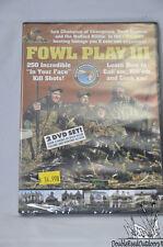 Buck Gardner Calls Fowl Play Three Dvd: 2 Dvd Set