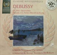 Debussy-La Mer;Nocturnes (CD) . FREE UK P+P ...................................